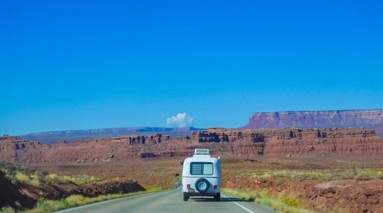 Why to choose the road less traveled – National Parks in USA [part 2]