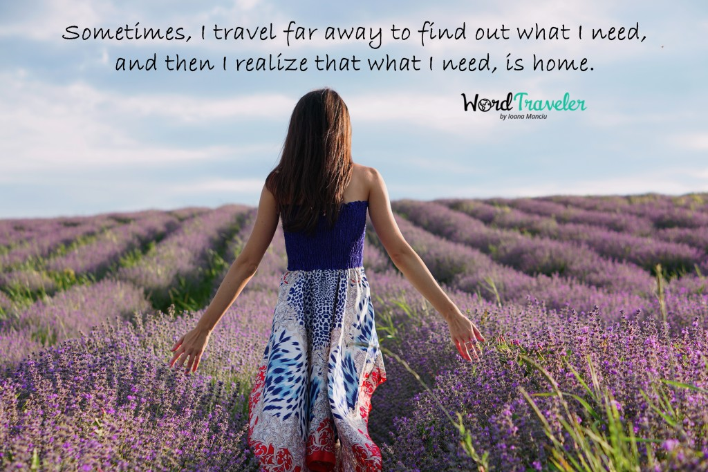 Lavander Farm – A Place to Travel with Your Mind and Kill The Routine