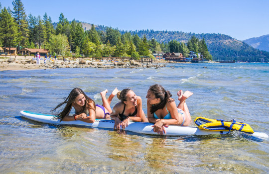 Work & Travel in Lake Tahoe, my second home in the World